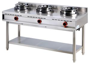 Kuchnia wok K - 3 G | Red Fox