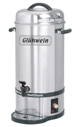 Warnik do grz. wina Multitherm, 20L | Bartscher