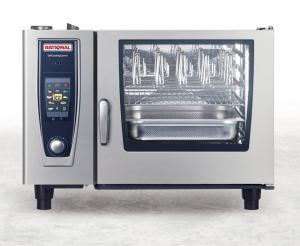 Piec konwekcyjno-parowy Rational SelfCookingCenter® whitefficiency® SCC 62G - gaz płynny 3B/P | Rational