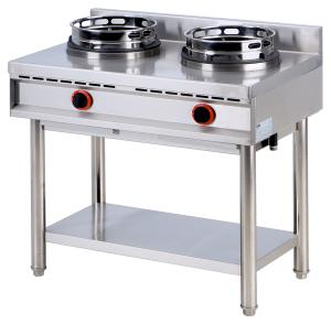 Kuchnia wok K - 2 G | Red Fox