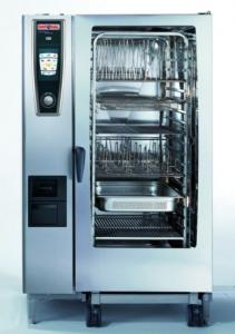 Piec konwekcyjno-parowy Rational SelfCookingCenter® whitefficiency® SCC 202G - gaz płynny 3B/P | Rational